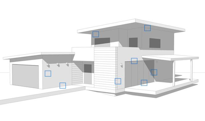 entrancing 25+ concrete block house plans inspiration design of