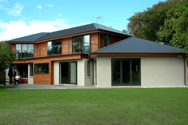 Sto new zealand rendered brick construction for Brick house construction